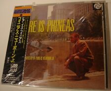 Phineas Newborn Jr.: Here Is Phineas (Japanese Edition CD with Obi)