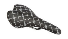 Cinelli SCATTO Cycling Bicycle Saddle Bike Seat SMILE CREST Graphics BLACK