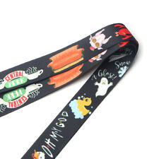 Friends TV Show Quotes Lanyard Neck Strap ID Holder I'll Be There For You Gift