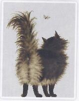 Cross Stitch Kit Cat Shushun B2271