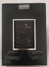 Lynx COLLEZIONE BLACK Elite Touch Speaker MEN'S 4 Pezzi Set Regalo Deodorante Spray