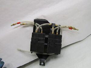 BMW 7 series E38 V12 91-04 rear seat pirelli air pump valve 8360408.9 8360408