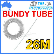"1x BUNDY TUBE 3/16"" BRAKE LINE 26M TRAILER HYDRUALIC CARAVAN TRAILER"
