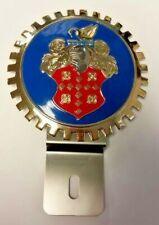 NEW Packard License Plate Topper - All Models - Chromed Brass - Great gift item!