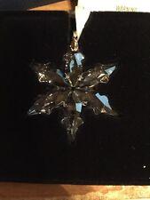 Swarovski Christmas Little Star Ornament  2015 # 5100235  New In Box