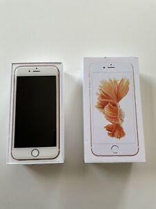 Apple iPhone 6s - 16GB - Rose Gold (Unlocked) A1688 (CDMA + GSM)