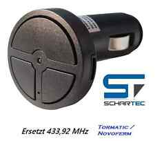 Handsender zu Novoferm Tormatic 433 MHz Zigarettenanzünder Funk MAX43-2 Novotron