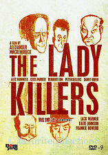 The Ladykillers (1955) - Alec Guinness, Peter Sellers - DVD NEW