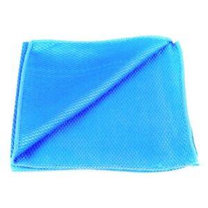 Fish Scale Glass Cloth, Blue, 300gsm , 80/20 Blend