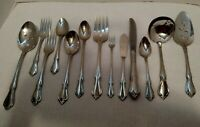 Oneida Chateau Stainless Flatware Deluxe Oneidacraft Your choice of pieces