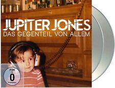 """Jupiter Jones """"das gegenteil von allem"""" Deluxe Edition CD + DVD NEU Album 2013"""