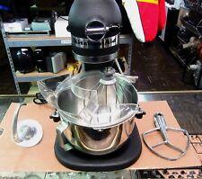 KitchenAid Heavy Duty KSM50HDPBK Black Heavy Duty Countertop 10 Speed 5 Qt Mixer