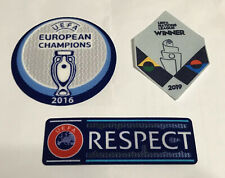 European Nations league Winner Euro 2016 Championship Patch Badge Portugal