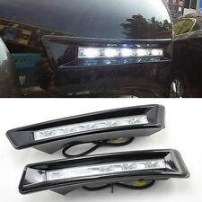 LED Daytime Run Light Drive Fog DRL Lamp for Toyota Prado Land Cruiser 2010-2013