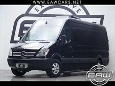 Sprinter 2500 HIGH ROOF 170''WB CONVERSION LIMO