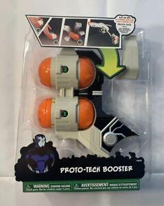 Ben 10 Alien Action Figure Bandai 2010 Proto Tech Booster Mint Role Play