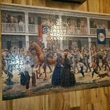 The Puzzle Collection  Covered in Glory