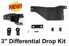 Differential Diff Drop 2001-2010 Chevrolet GMC Silverado Sierra 2500HD 3500 4WD