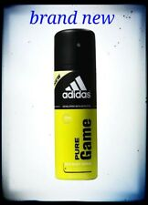 Adidas PURE GAME Deo Body Spray 4 oz (113 g)  ADIDAS BODY SPRAY