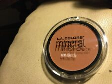 L.A. COLORS : MINERAL PRESSED POWDER : MP311 NUTMEG