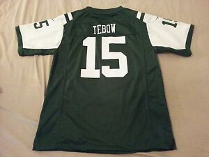Boys Nike Tim Tebow Jersey 15 New York Jets NFL Green