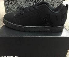DC Shoes Men's Court Graffik STYLE# 300529 (3bk) Black/black Brand new
