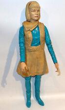 Wild West: Jane West acción figura hecha por juguetes MARX CIRCA década de 1960 (SK)