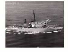 WWII US Navy Ship Photograph USS Edenton ATS-1 Original Photo 8x10