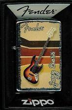 Zippo Fender Jazz Bass 60001650 Collection 2016