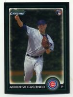 2010 Bowman Chrome Draft #BDP11 ANDREW CASHNER Boston Red Sox ROOKIE CARD RC