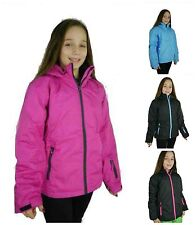 Markenlose Mädchen-Jacken, - Mäntel & -Schneeanzüge aus Polyester