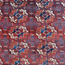 Antik Buchara Teppich Turkmenistan 19.Jh Hauptteppich 328x206 Tekke main carpet
