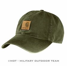 CARHARTT Odessa Casquette, Casquette Baseball, bonnet, olive, vert, 100289