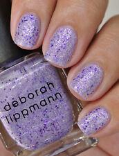 NIB! Deborah Lippmann DO THE MERMAID Polish Lacquer full size Lilac/Purple