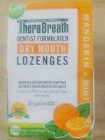Thera Breath Lozenges Size 100ct Thera Breath Lozenges 100ct