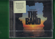 THE BAND - ISLANDS REMASTERS CD NUOVO SIGILLATO