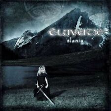 "ELUVEITIE ""SLANIA"" CD VIKING METAL NEW"