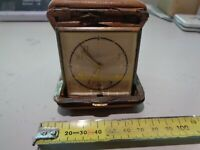 Vintage Smiths travel alarm clock