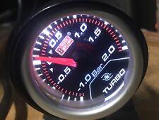 Jdm Auto Gauge Turbo Boost Gauge Universal