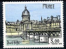 STAMP / TIMBRE FRANCE NEUF  N° 1994 BERNARD BUFFET / TABLEAU
