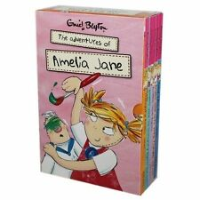The Amelia Jane Collection-ExLibrary