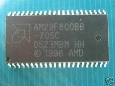 4pcs AM29F800BB 29F800 29F800BB Flash PSOP44 SOP44