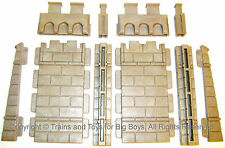 Playmobil 3666 Castle Parts 2 WALLS EXPANSION SET 10 Pc Kings Medieval Knights I