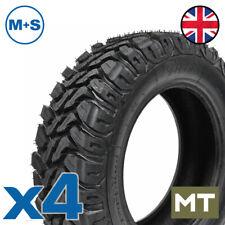 X4 235/65 R17 VIPER Tyres tread copy 115Q 4x4 Mud Terrain MT Offroad M+S
