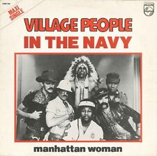 """Village People In The Navy, Manhattan Woman Holland 12"""""""