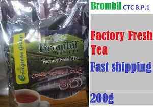 Ceylon Tea 200g Sri Lanka -Brombil- Pure Loose Leaf Black Tea