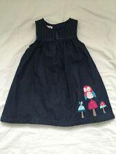 John Lewis Denim Dresses (0-24 Months) for Girls