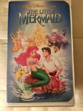 Disney The Little Mermaid (VHS, 1989, Diamond Edition)