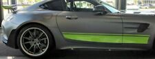 Mercedes-Benz OEM Original C190 AMG Gt 2018 + Grün Aufkleber Set Hood Seiten