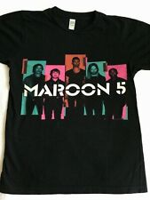 Maroon 5 - 2013 North American Tour T Shirt - Adult Size Small
